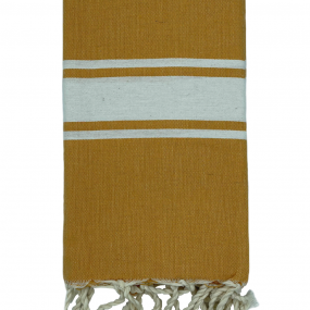 fouta-moutarde-personnalisable
