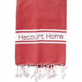 fouta-rouge-personnalisation